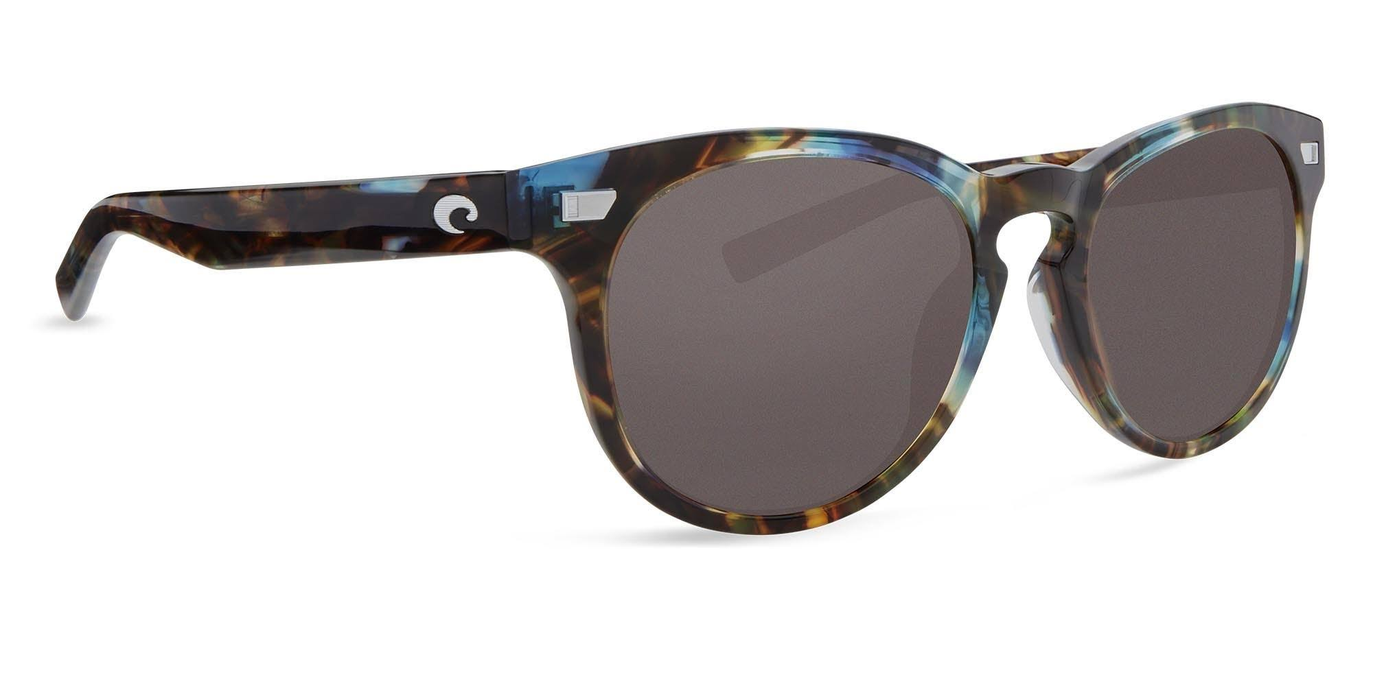 Costa Del Mar Collection Polarized Sunglasses - Ocean and Gray Glass