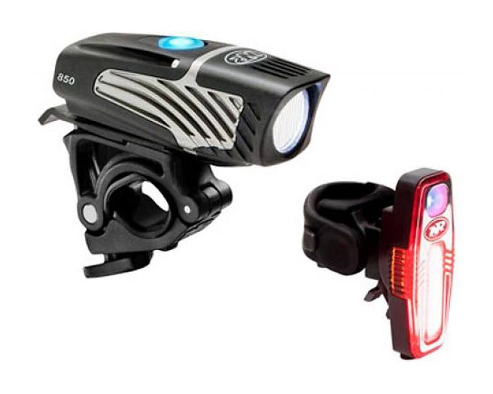 NiteRider Lumina Micro 850 and Sabre 80 Combo Light Set