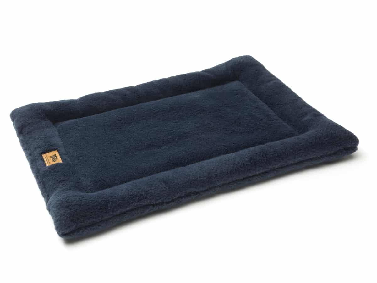 West Paw Montana Nap Dog and Cat Bed - Extra Large, Midnight