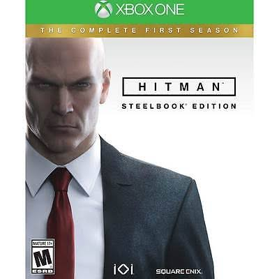 Hitman: The Complete First Season Steelbook Edition - Xbox One