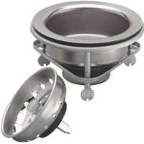 Plumb Pak Screw Style Strainer - Stainless Steel