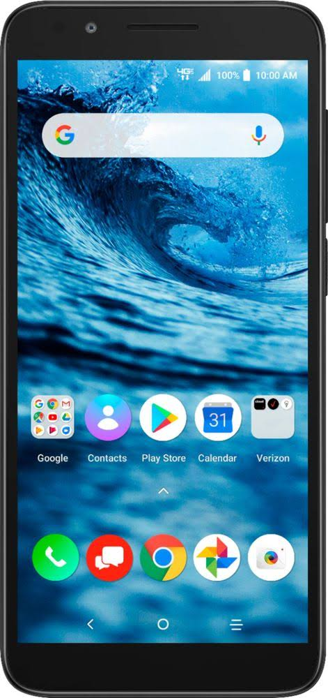 Alcatel - Avalon V - Suede Gray (Verizon)