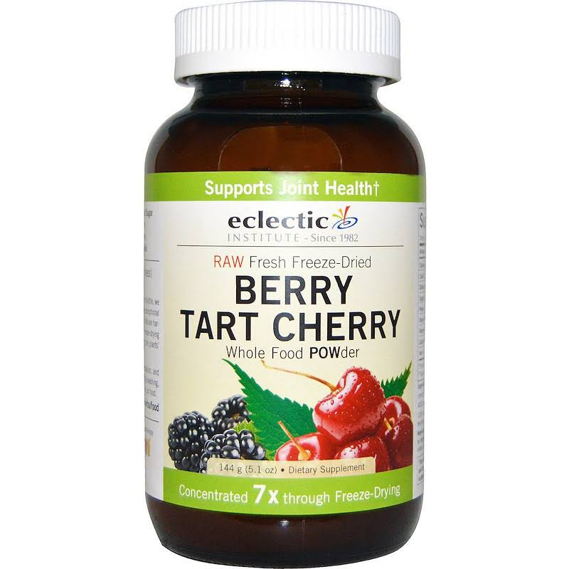 Berry Tart Cherry Whole Food Powder - 144g