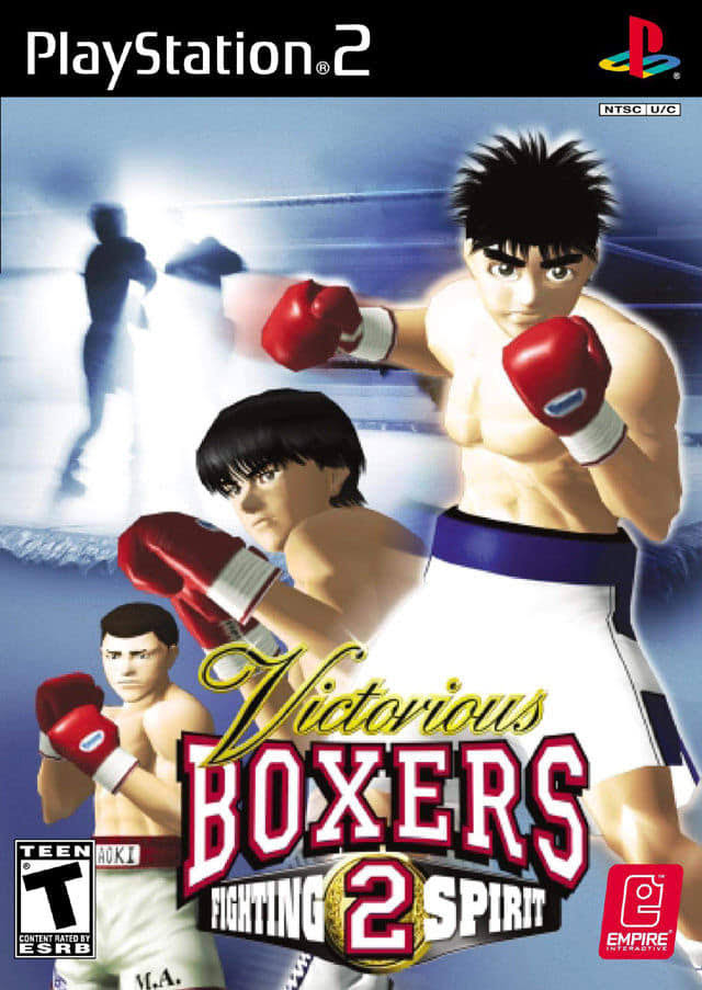 Victorious Boxers 2: Fighting Spirit - PlayStation 2