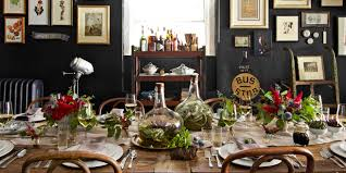 Dining Room Table Decorating Ideas Pictures by 14 Thanksgiving Table Decorations Table Setting Ideas For