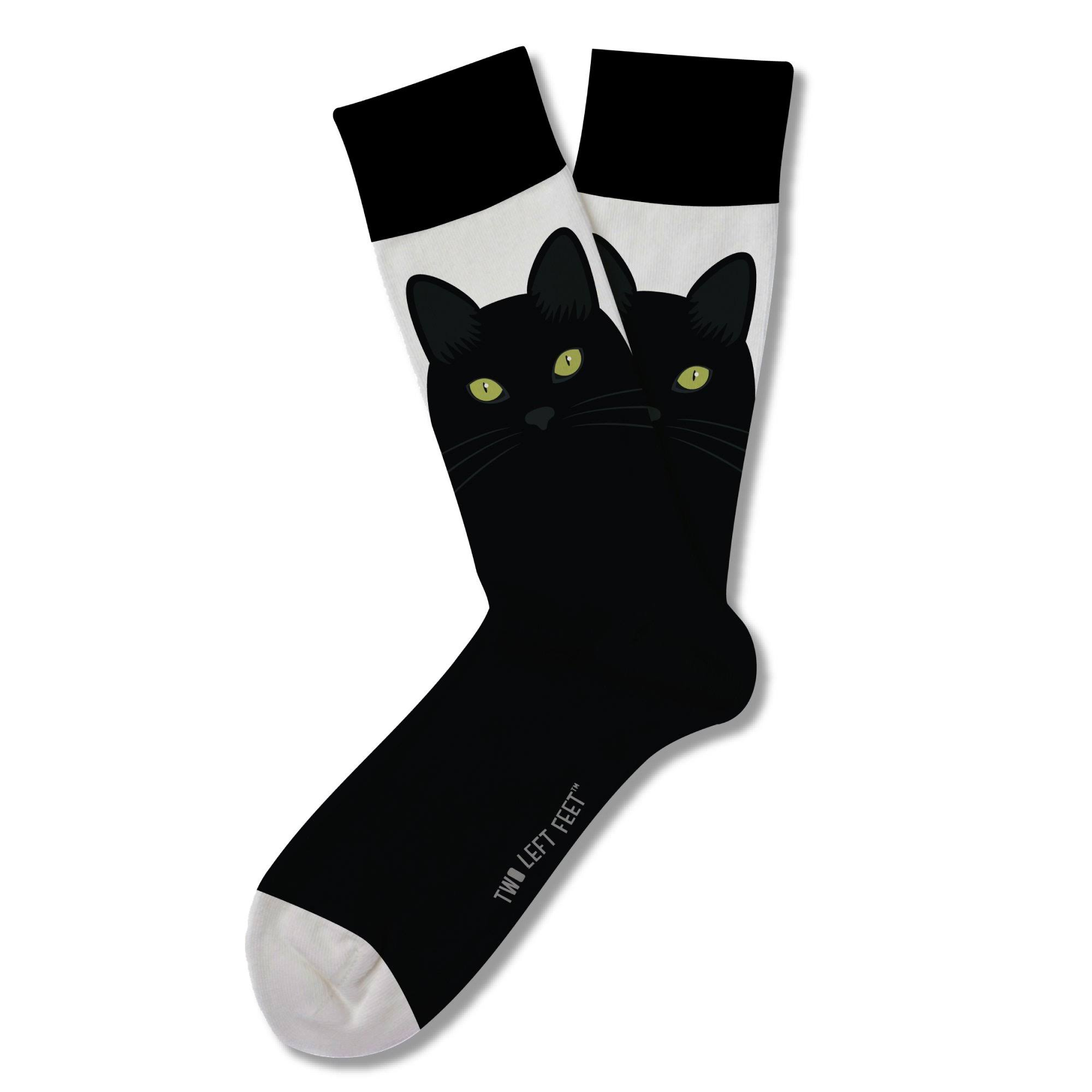Two Left Feet - Nine Lives Socks (Small)