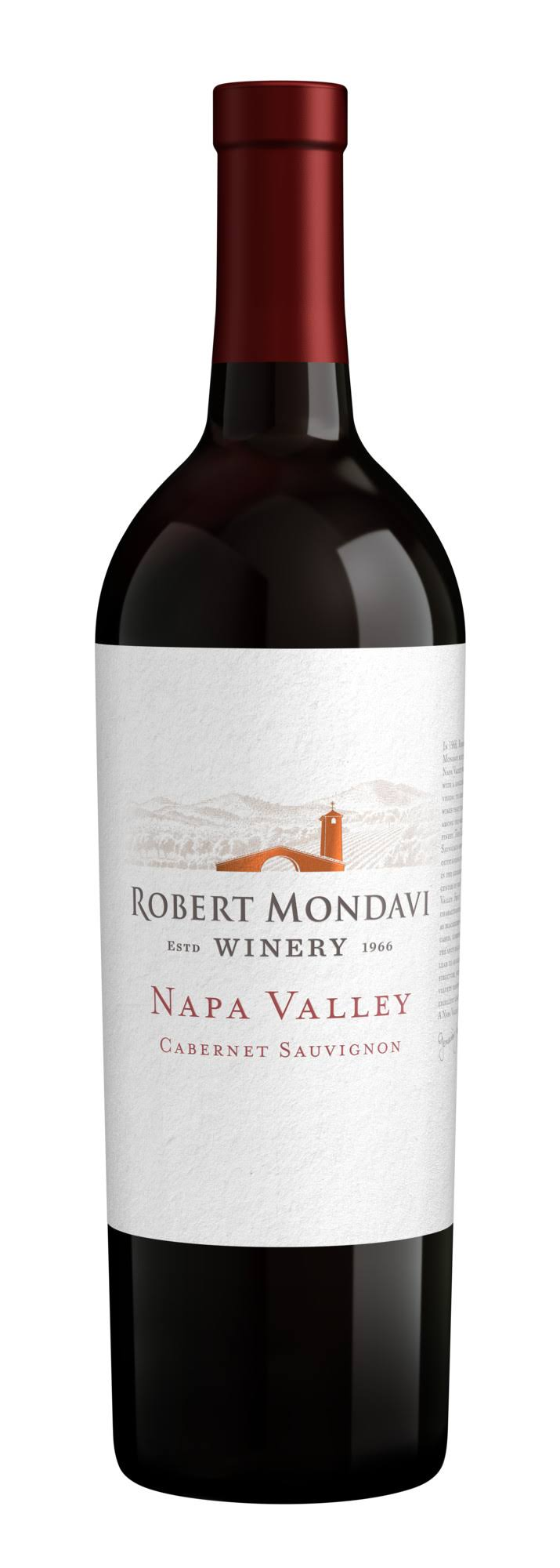 Robert Mondavi Napa Valley Cabernet Sauvignon - United States California