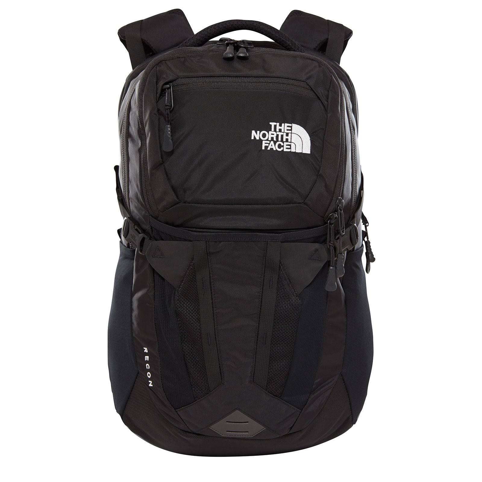 The North Face Men's Recon 18 Backpack - TNF Black, 30l