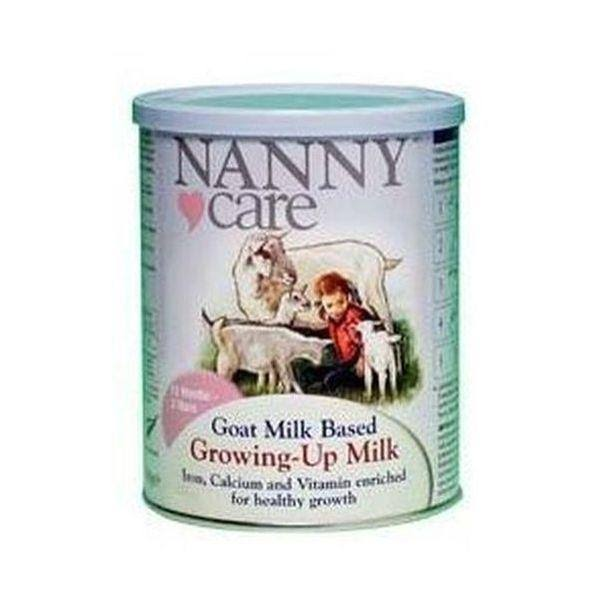 Nannycare 3 Goat Milk Based Growing Up Milk - From 1 to 3 Years, 400g