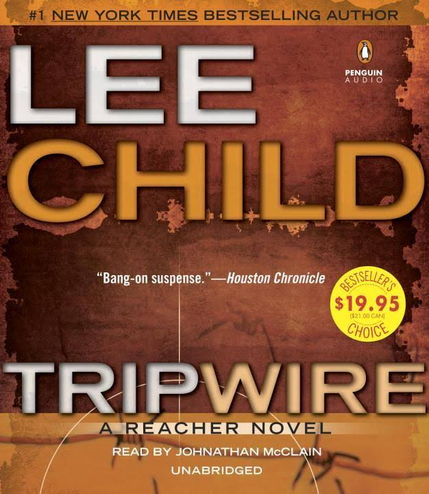 Tripwire - Lee Child
