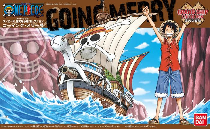 Bandai Going Merry - One Piece Grand Ship Collection