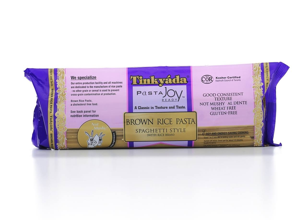 Tinkyada Spaghetti Brown Rice Pasta - 454g