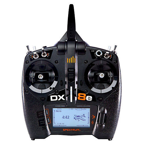 Spektrum Dx8e Transmitter - 8 Channel