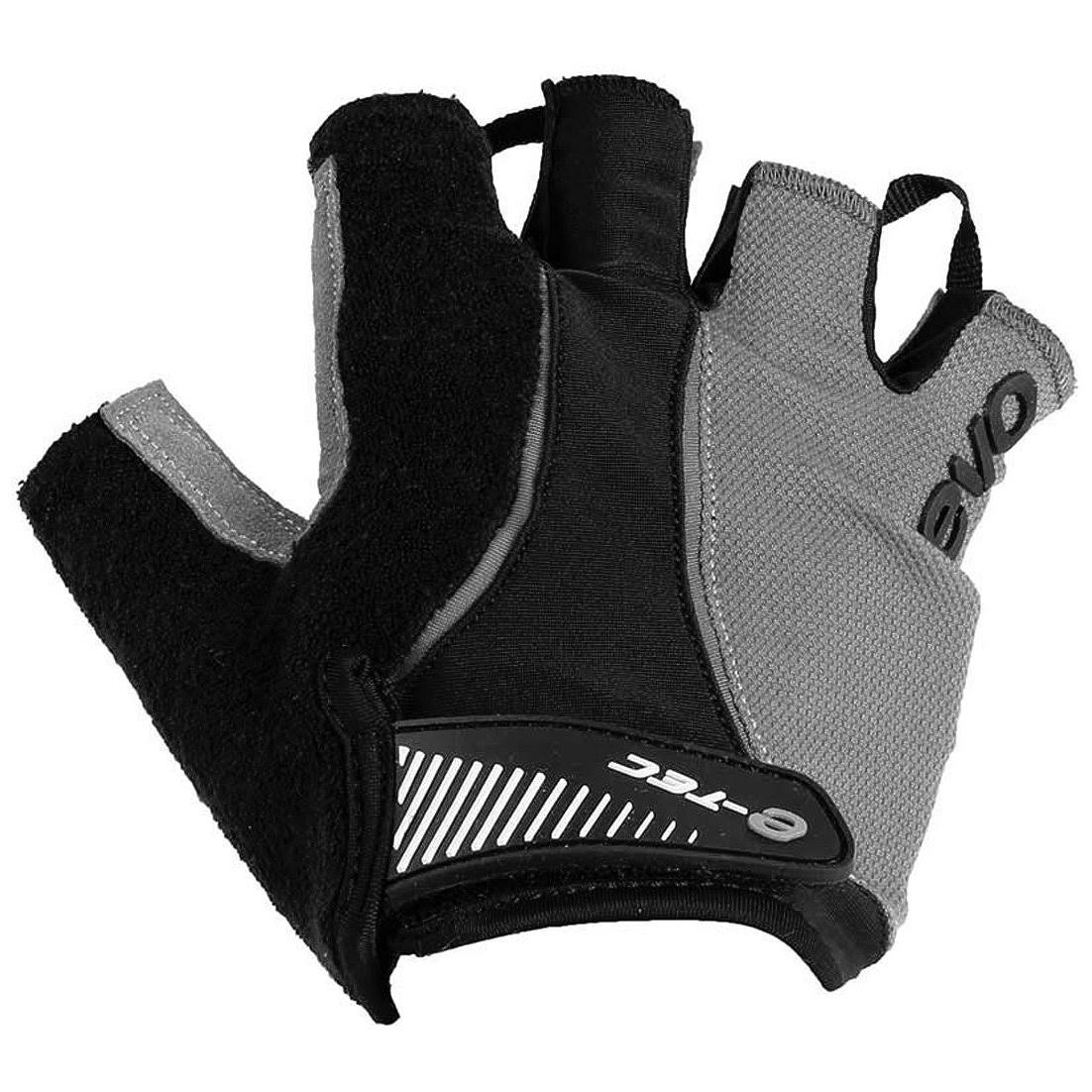 Evo, E-TEC Attack Pro Gel, Gloves, Black/Gray, L
