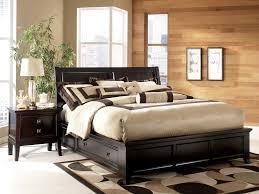 insist on only the highest quality black king size platform bed