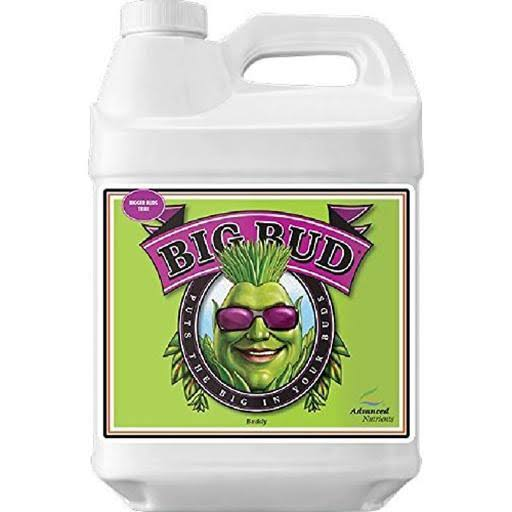 Advanced Nutrients Big Bud Bloom Booster Hydroponics Priority - 10l