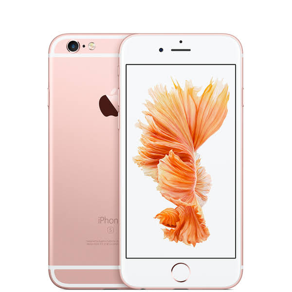 Apple iPhone 6s Cell Phone - Rose Gold, 32gb