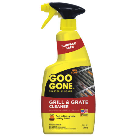 Goo Gone Power Grill & Grate Cleaner - 709ml, Citrus