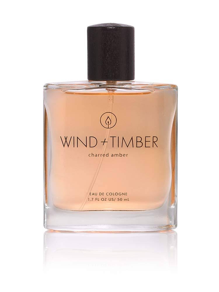 Tru Fragrance Wind and Timber Charred Amber Eau