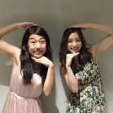 横澤夏子, 足立 梨花, お笑いタレント