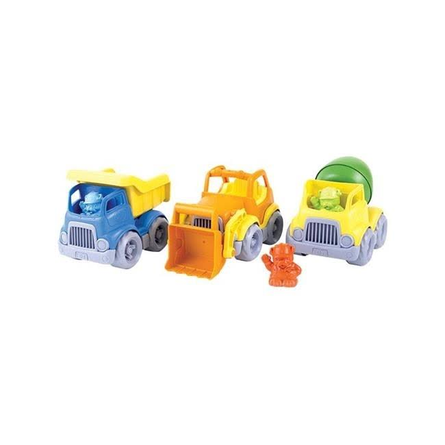 Green Toys Construction Trucks Mixer