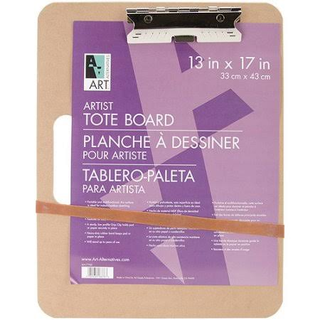 Art Alternatives Artist Tote Board - 13x17""