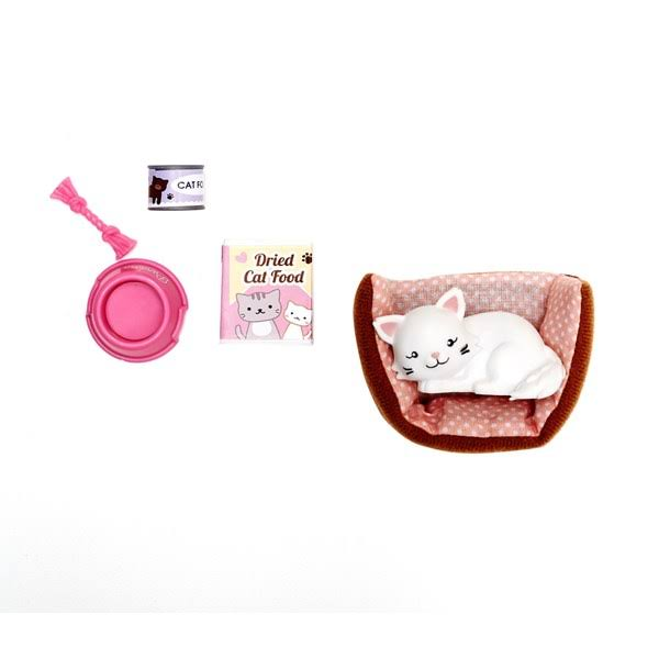 Lottie Pandora the Persian Cat Accessories Toy Set