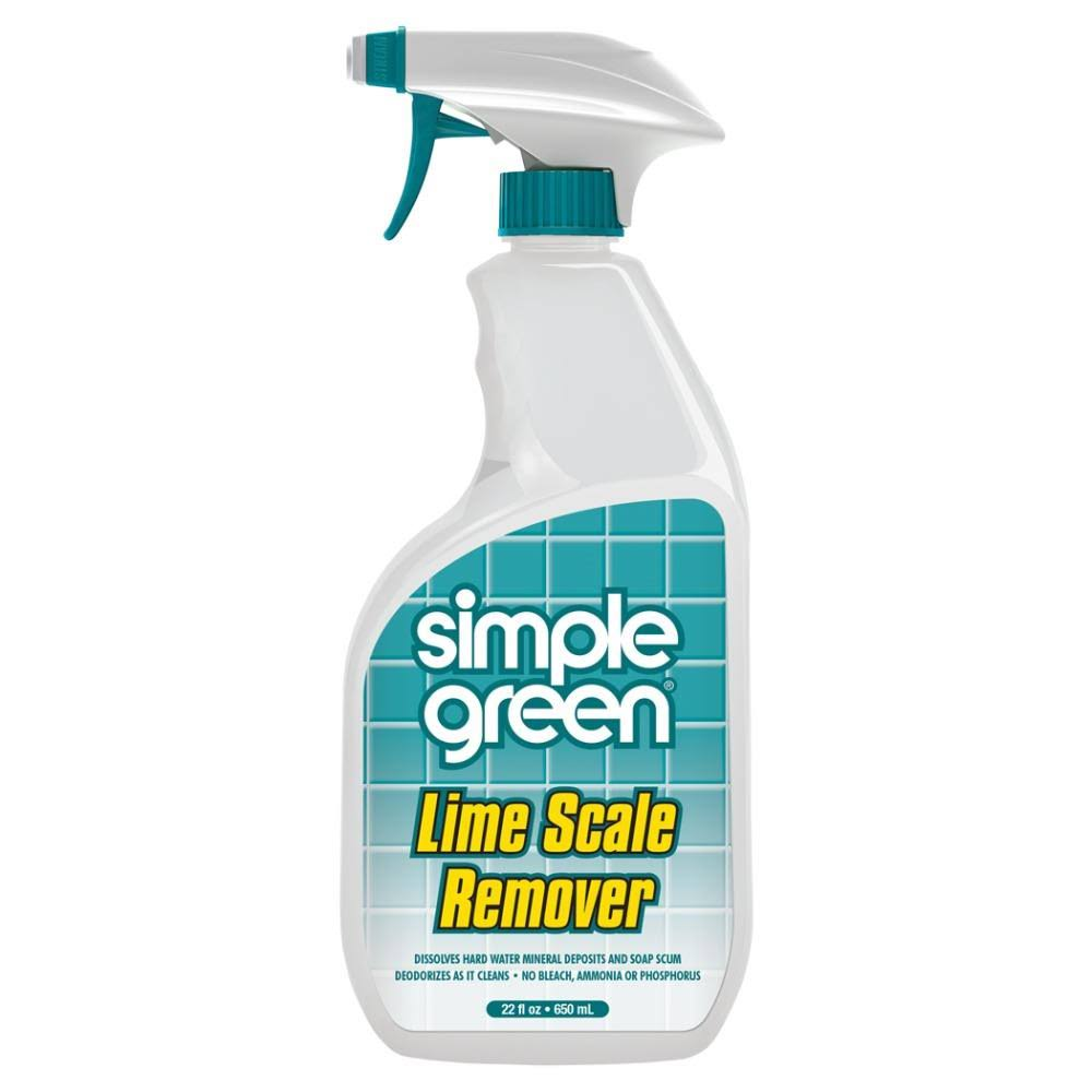 Sunshine Makers Lime Scale Remover