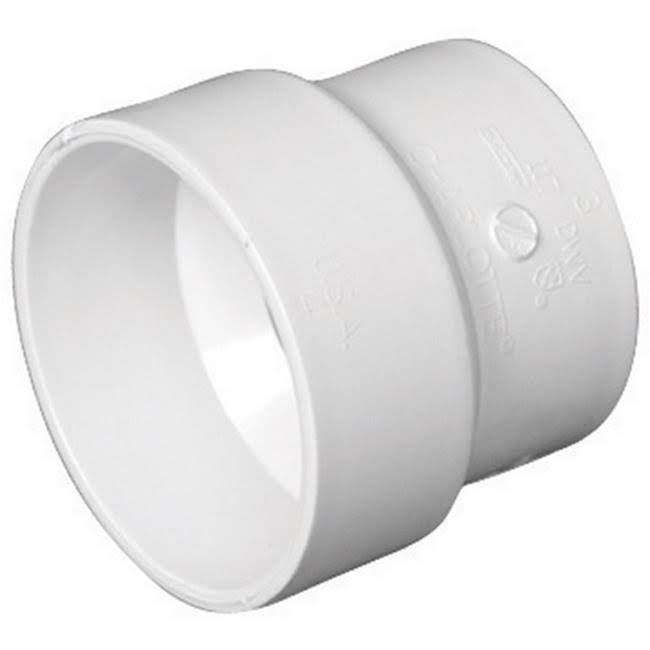 Charlotte Sewer Pipe Adapter Coupling - 4""