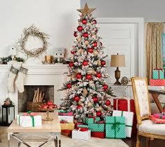 Bethlehem Lights Christmas Trees Qvc by Bethlehem Lights 7 5 U0027 Woodland Pine Christmas Tree W Instant Power