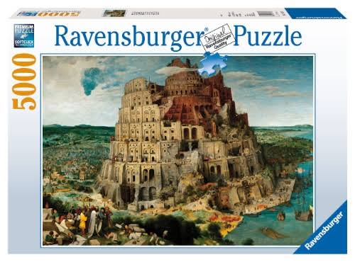 Ravensburger The Tower of Babel 5000-Piece Puzzle
