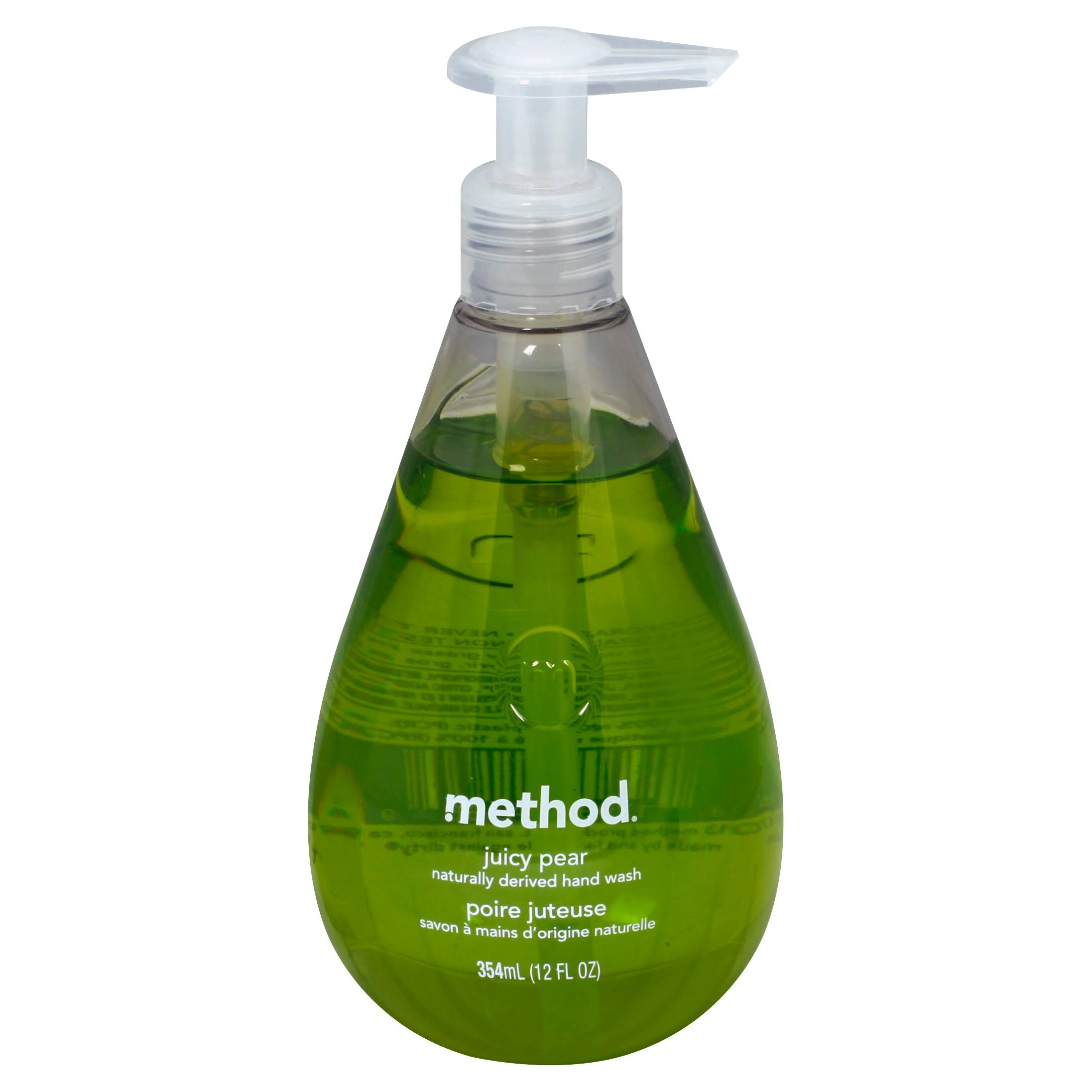 Method Hand Wash - Juicy Pear, 354ml
