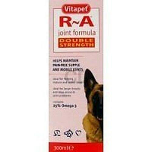Vitapet Double Strength R A Joint Formula 400ml