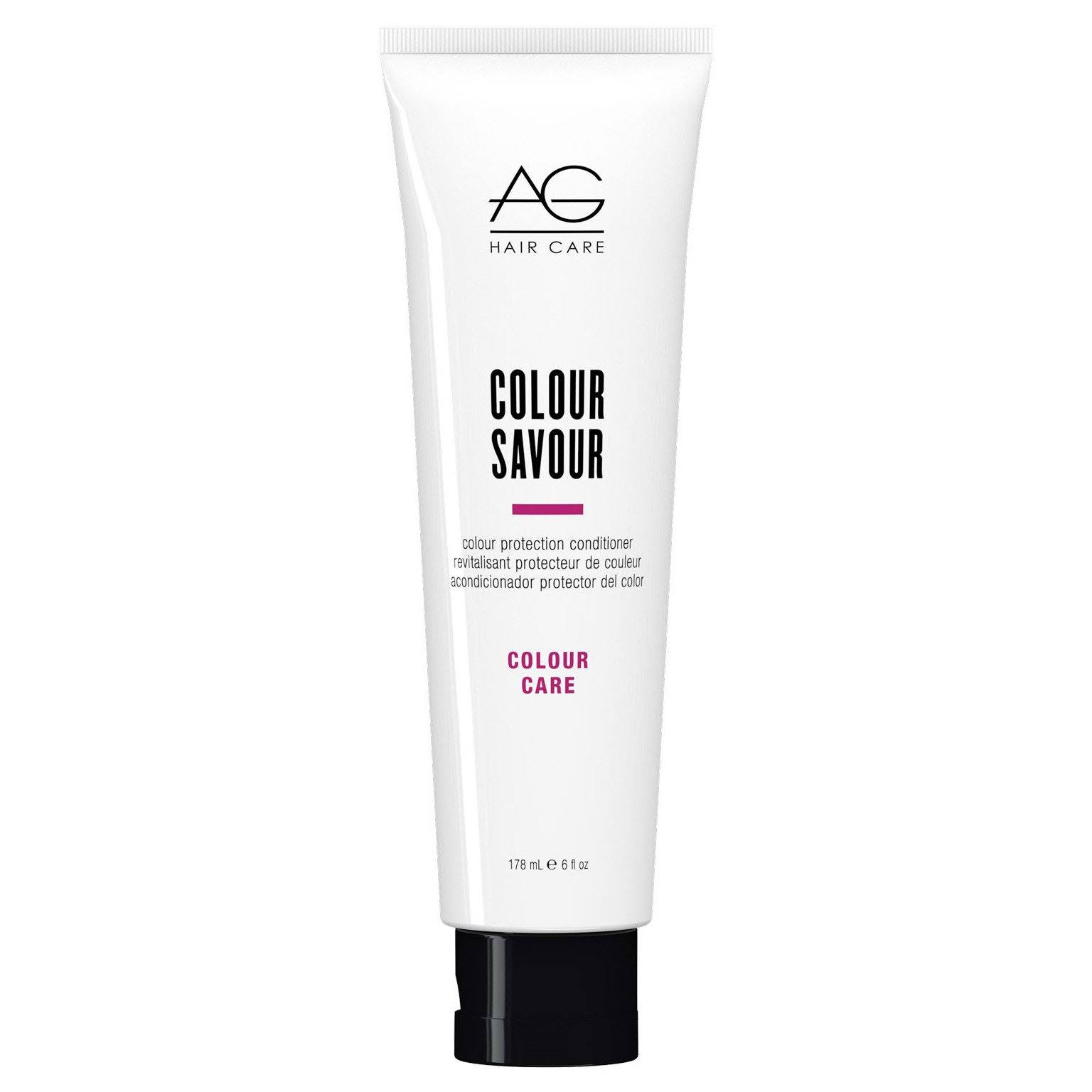 AG Hair Cosmetics Colour Savour Conditioner - 6oz