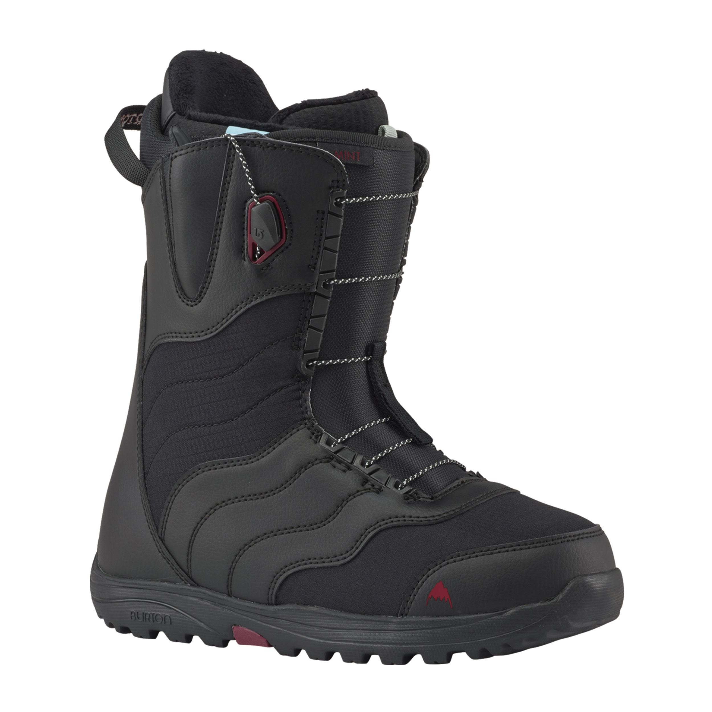 Burton Women's Mint Black Boots
