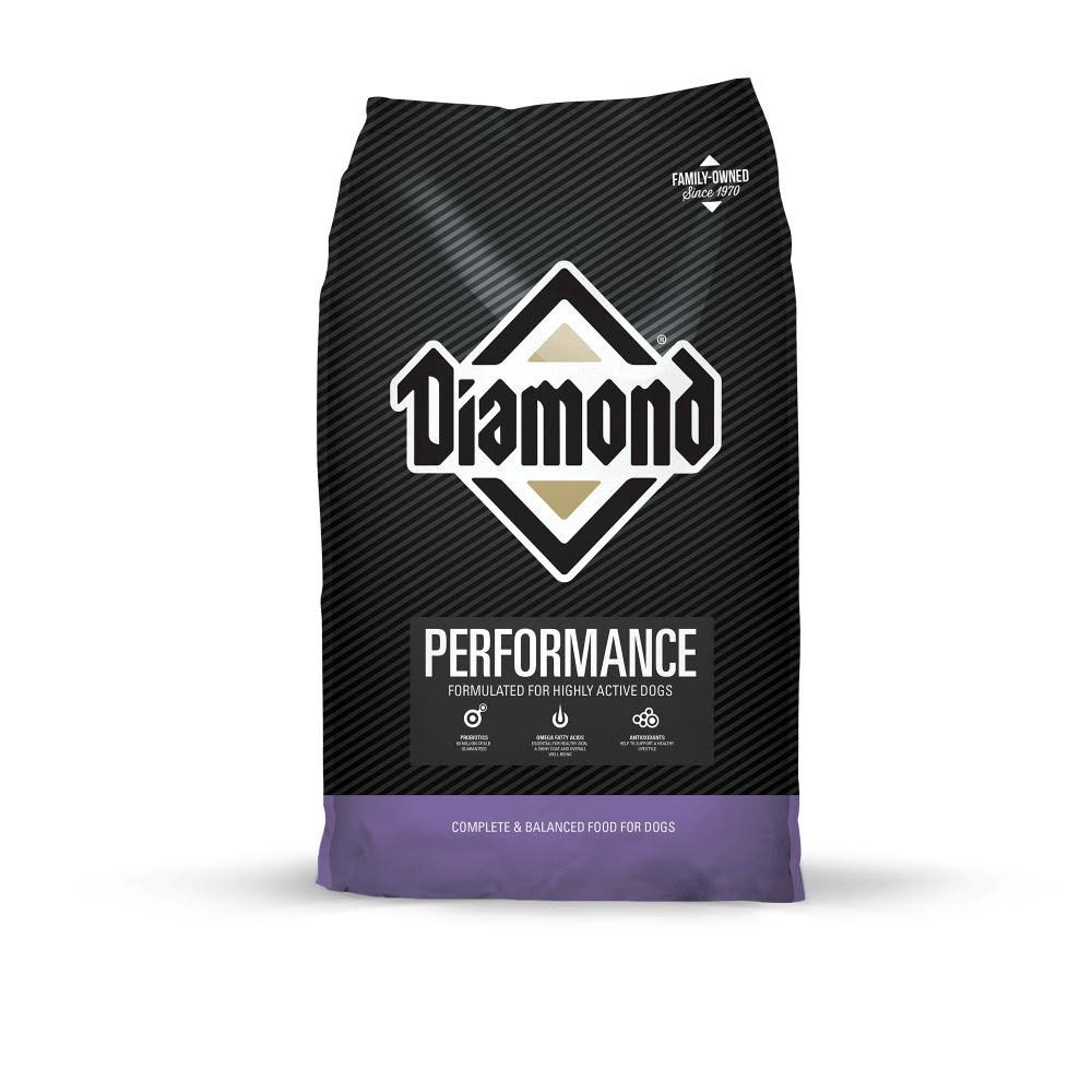 Diamond Performance Dog Food - Chicken Flavor, Dry, Adult, 40lbs