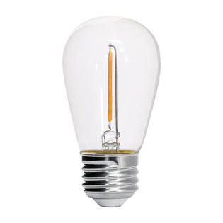 Feit Electric S14 String Light LED Replacement Light Bulb - 11W Equivalent, Soft White