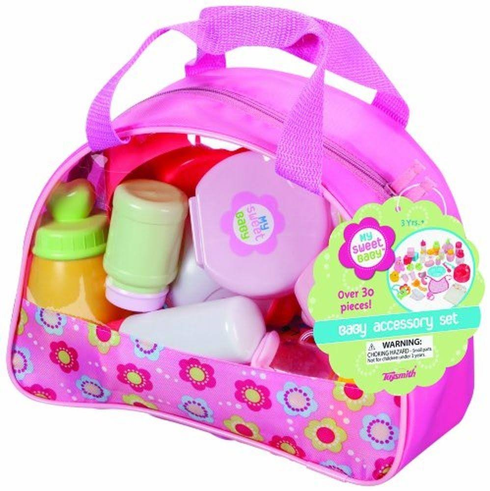 Toysmith Baby Care Set