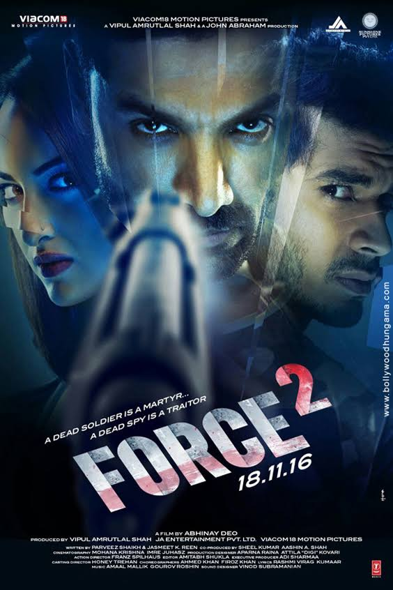 Force 2 Hindi Movie Free Download 2016 720p BluRay