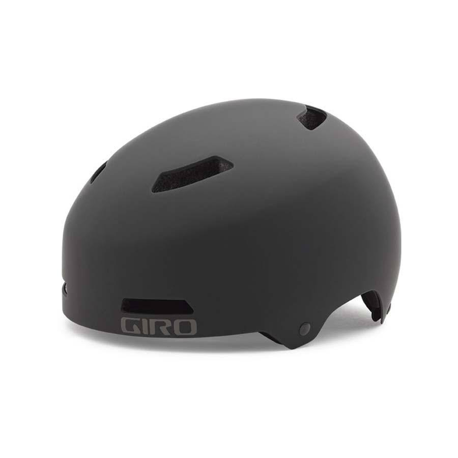 Giro Adult Quarter Cycling Helmet - Matte Black, Large