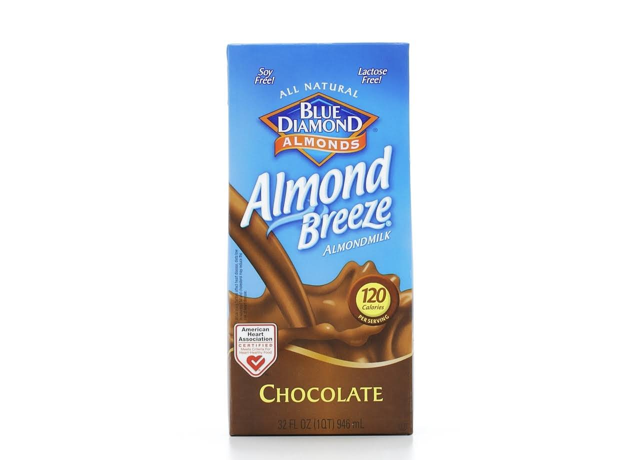 Blue Diamond Almond Breeze - Chocolate, 32oz