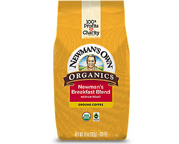 Newman's Own® Organics Nell's Breakfast Blend Ground Coffee - 10oz