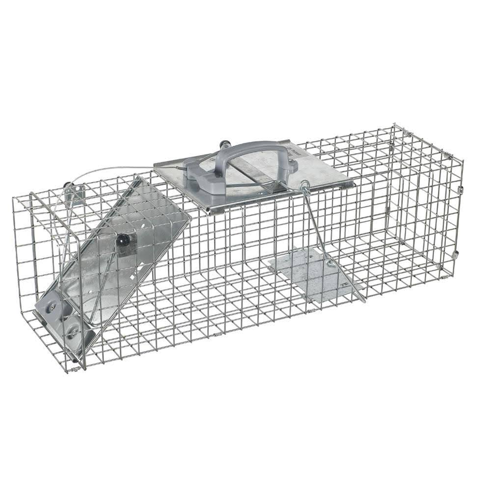 Havahart Medium Easy Set Live Animal Cage Trap