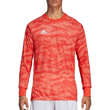 Adidas Adipro 19 Long Sleeve Goalkeeper Jersey Red - S
