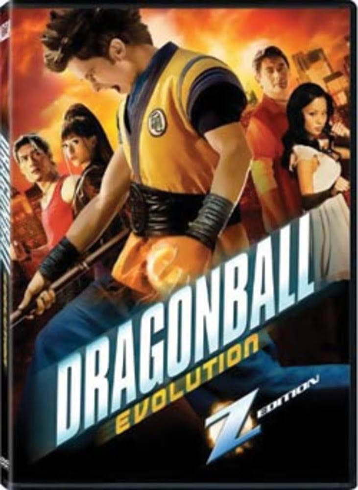 Dragonball Evolution: Z-Edition - DVD