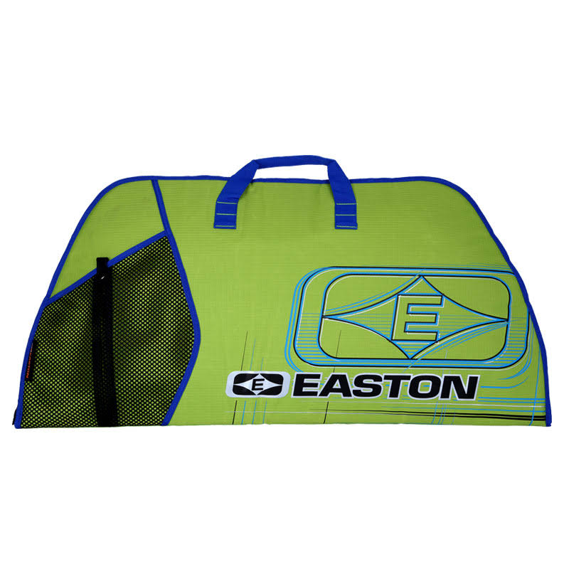 Easton Micro Flatline Bow Case - Green/Blue