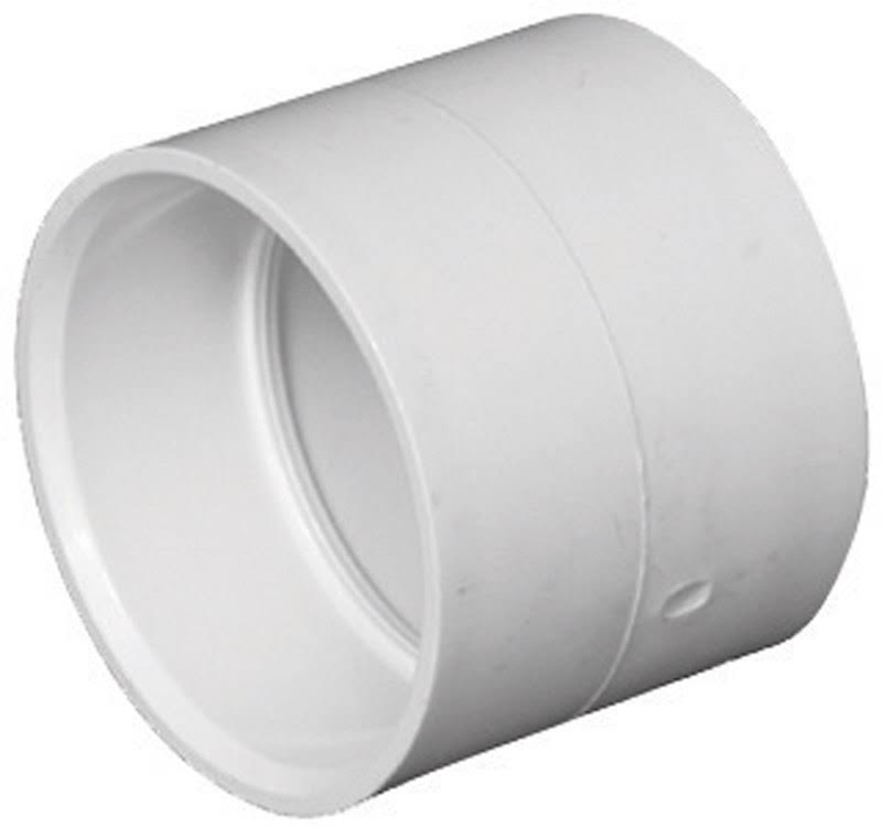 Charlotte Pipe & Foundry Coupling - Pvc