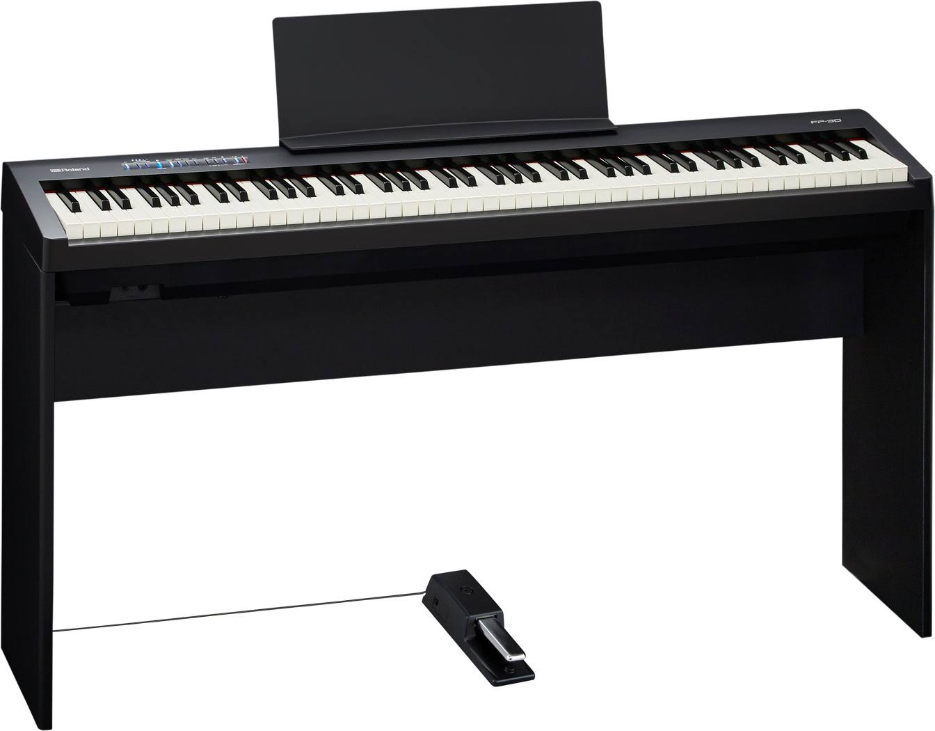 Roland FP-30-BK Digital Piano