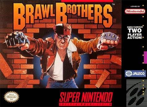 Brawl Brothers - SNES