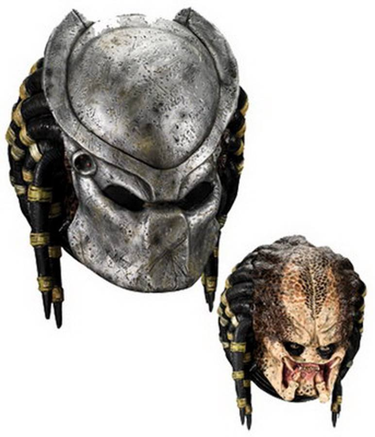 Rubies Aliens vs Predator Requiem Costume with Deluxe Overhead Mask - 2ct